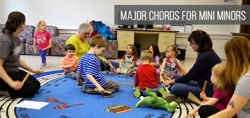 Major Chords For Minors Miniminors